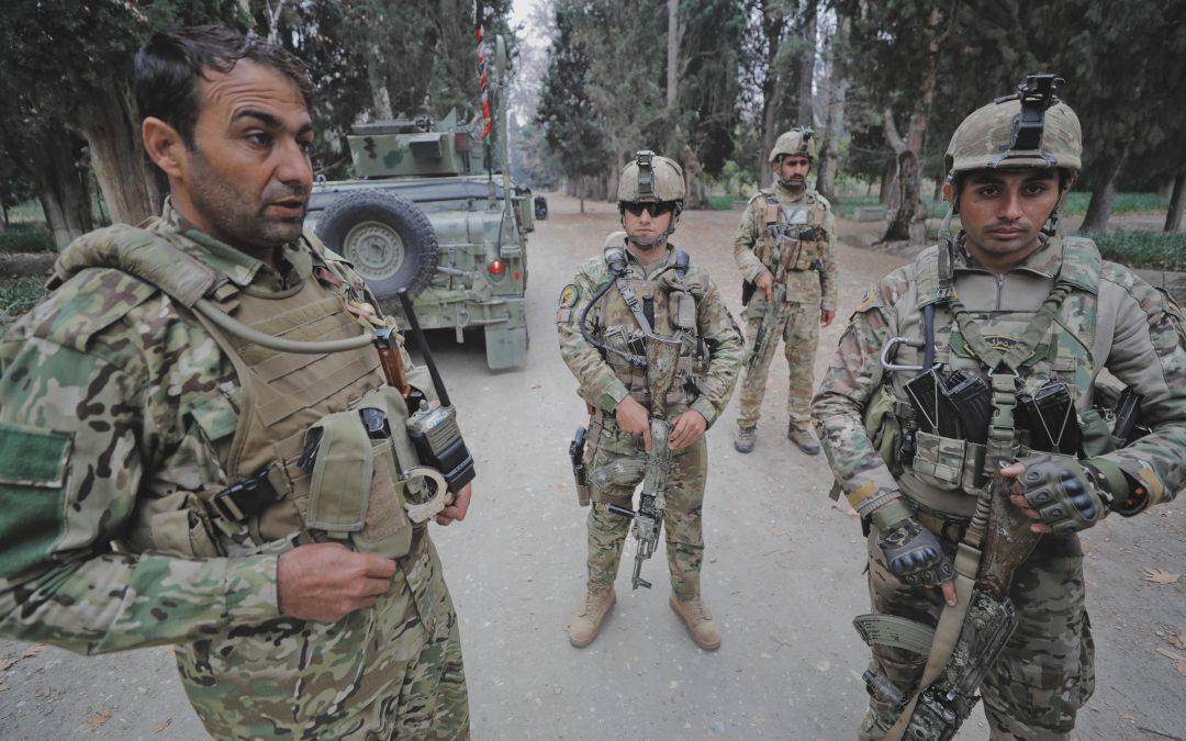 Dentro del ejército secreto de la CIA en Afganistán
