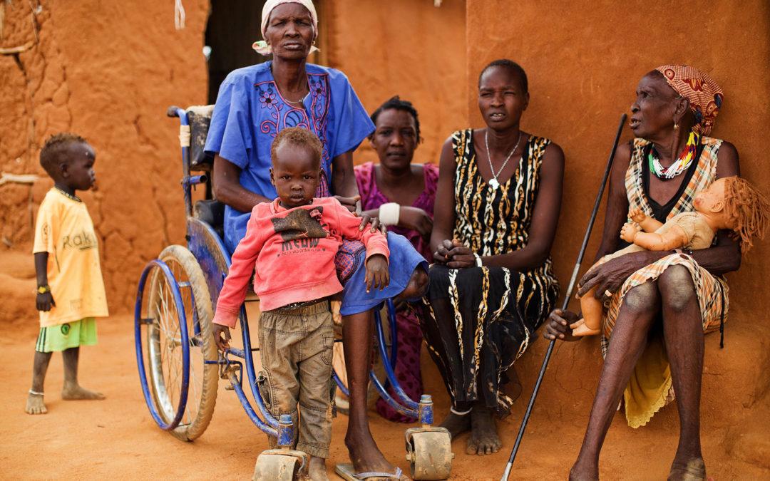 Hallando esperanza en el campo de refugiados más grande de África