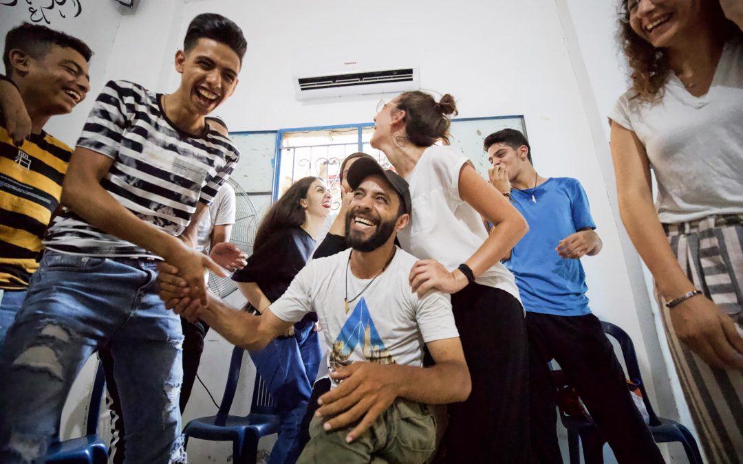 Palestinos, millennial y desempleados: así es la vida de los jóvenes refugiados en el líbano