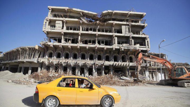 Después de la guerra: Irak
